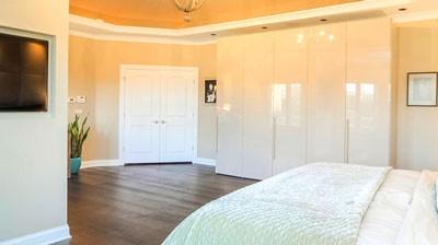 Окраска в белый цвет стен