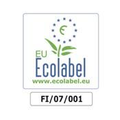 Символ «Эко-цветок» означает, что материал произведен с максимально возможной экономией энергии и воды