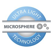 Ultra-light microsphere technology