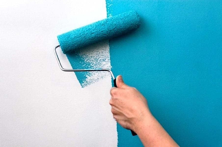 расчет краски для окраски стен
