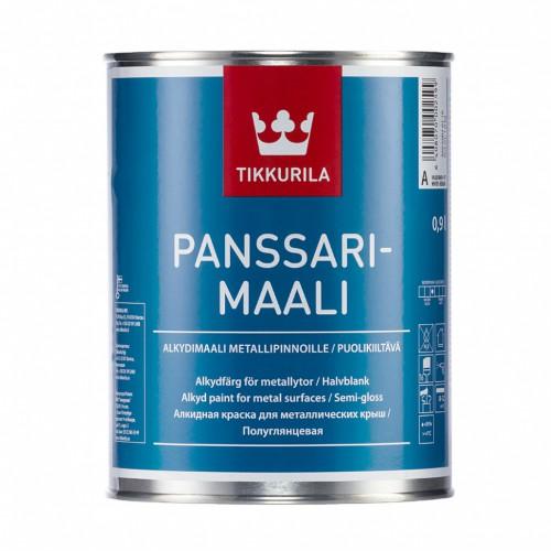 PANSSARIMAALI C п/глян. краска  0,9л