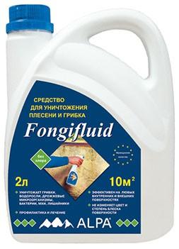 Alpa Фонгифлюид жидкость на основе противогрибковых и противоплесеневых соединений (2л)