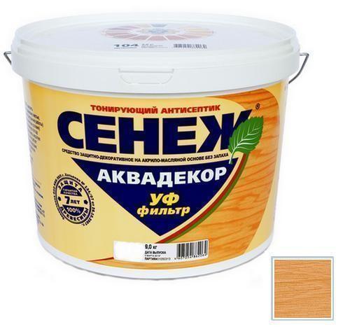 Сенеж АКВАДЕКОР Х2-112 (дуб) 9кг