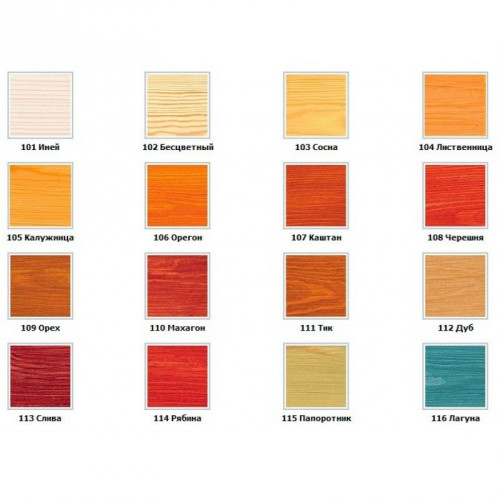 Сенеж АКВАДЕКОР Х2-102 (бесцветный) 9г