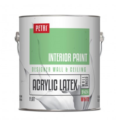 Краска акрил. Petri Velvet 3,78л