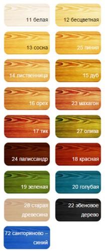 Белинка ТОПЛАЗУРЬ №17 Тик 10л