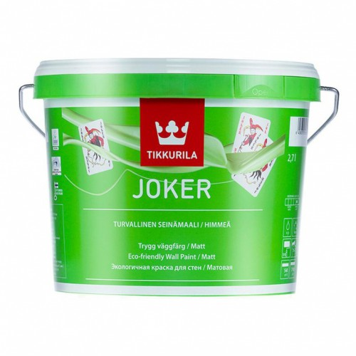 JOKER C матовая краска 2,7л