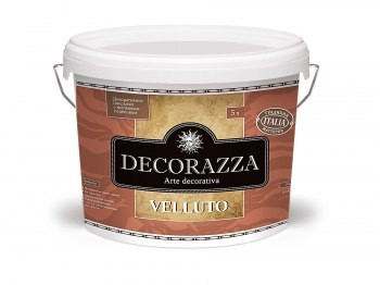 Декор. покрытие Decorazza Velluto VT 001. 5л