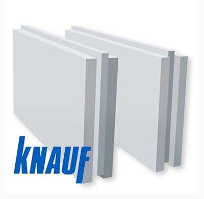 Пазогребневые гипсовые блоки 667 х 500 х 80 Кнауф(30)