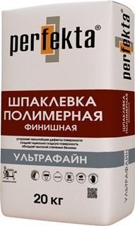 """PERFEKTA Шпаклевка полимерная """"Ультрафайн"""" мешок 20кг"""