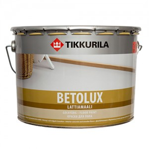 BETOLUX С краска для полов 2.7л