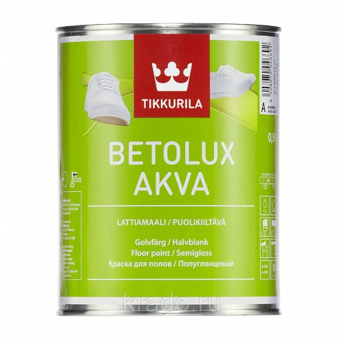 BETOLUX A краска для полов 2.7л