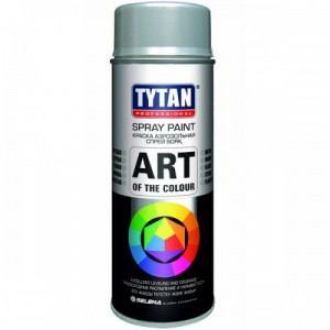 Краска аэрозольная коричневая TYTAN PROFESSIONAL 400мл