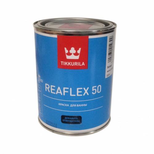 REAFLEX 50 белая эпоксид. краска 0,8л