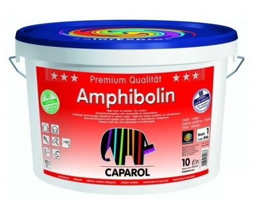 CAPAMIX AMPHIBOLIN BAS 1 суперкраска универсальная, износостойкая, влагостойкая VIP (10л)