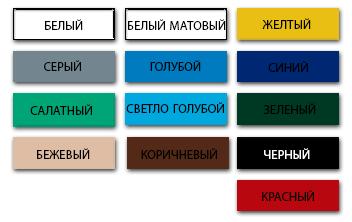 Эмаль ПФ-115 Коричневая 20кг