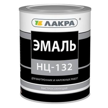 Эмаль НЦ-132 2 черная
