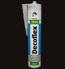 DECOFLEX PU-40 коричневый (310мл)