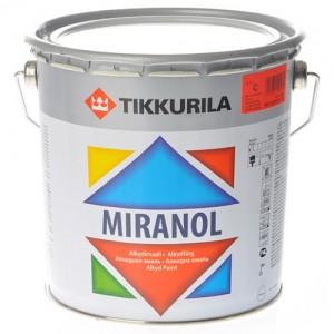 MIRANOL A тиксотропная эмаль 2,7л