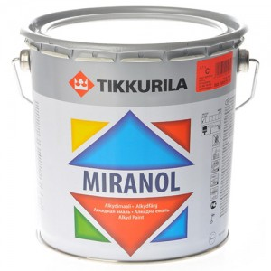 MIRANOL A тиксотропная эмаль  10л