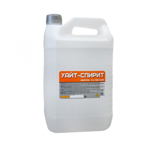 Уайт-спирит кан/пл 5л (Э)