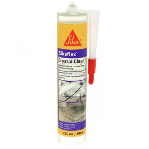 Sikaflex-Crystal Clear (прозрачн), 290 мл