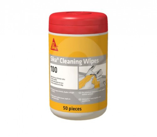 SikaCleaning Wipes-100, 50шт