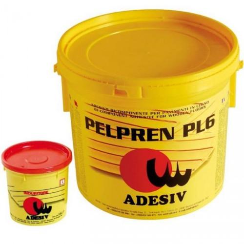 Adesiv Pelpren PL6 паркетный клей, 10 кг