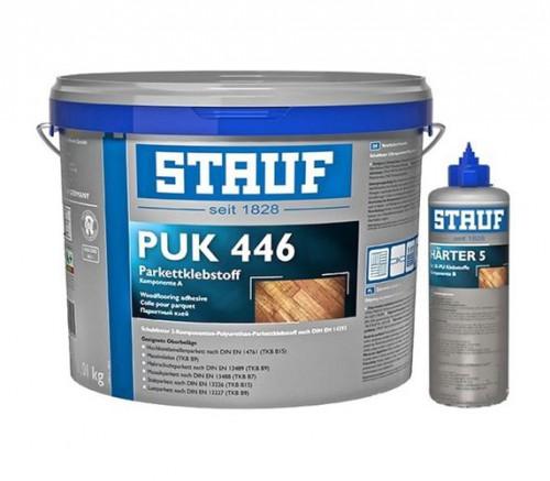 Stauf PUK-446 2K-PU, 8,9 кг