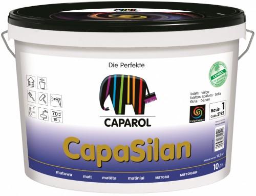 Caparol Capasilan  матовая краска на основе силиконовой смолы