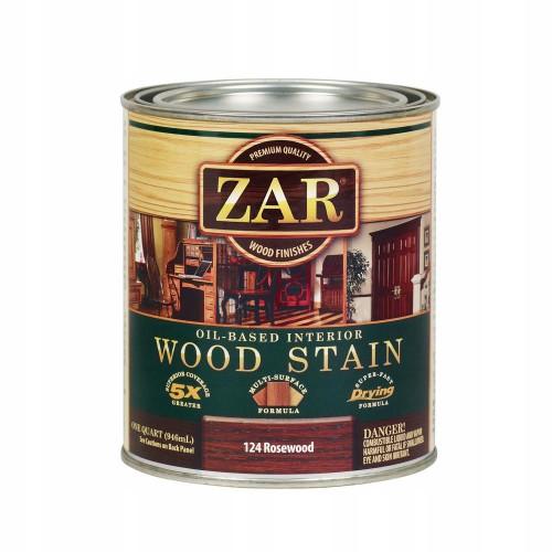 ZAR WOOD STAIN OIL BASED - 0,946 л морилка по дереву на масляной основе