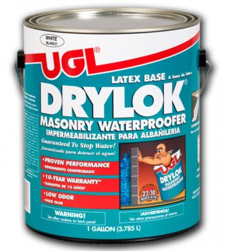 Latex Base Drylok Masonry Waterproofer  - 0.946 л. Водостойкая гидроизоляционная краска