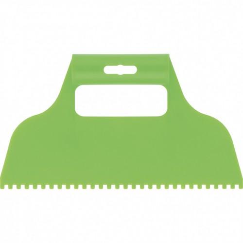 Шпатель для клея, зуб 4х4мм сибртех