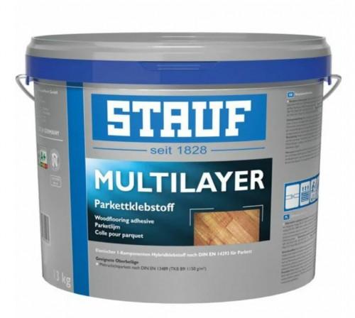 Stauf Multilayer - клей для паркета 18 кг.