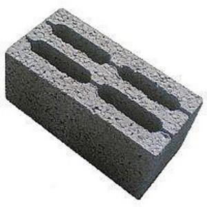Блок керамзитный 200х200х400