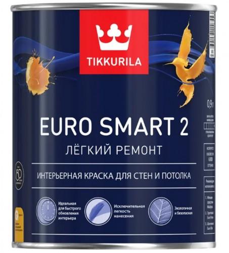 EURO Smart 2 краска 2,7л