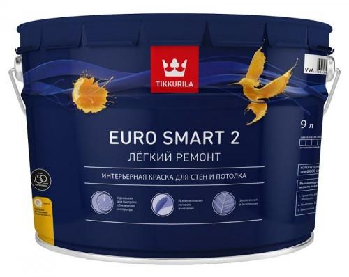 EURO Smart 2 краска 9 л