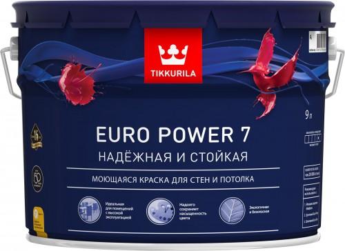 EURO Power 7 A краска 9 л