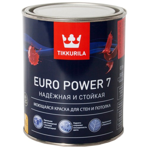 EURO Power 7 C краска  0.9 л