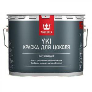 YKI C матовая краска  0.9л