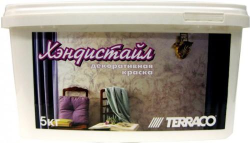 Хендистайл HS 1001 (5кг) Декоративная цветная перламутровая краска