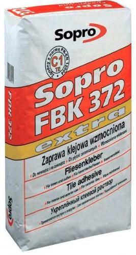 Сопро FF №372 станд. клеевая смесь 25кг
