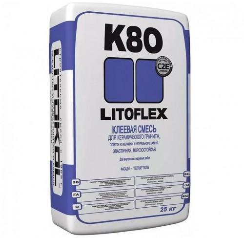 Литокол LitoFlex К80-клей 25кг