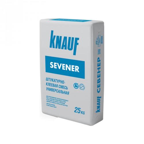 Кнауф Севенер штукатурно клеевая смесь 25кг