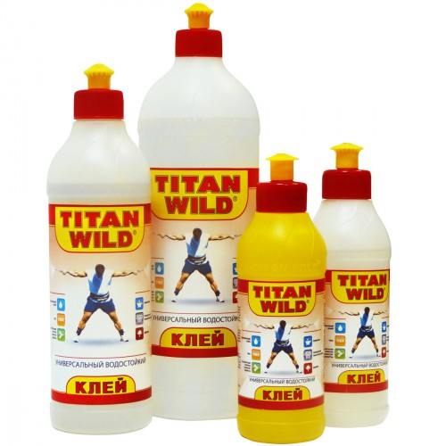 Клей Титан WILD 1л
