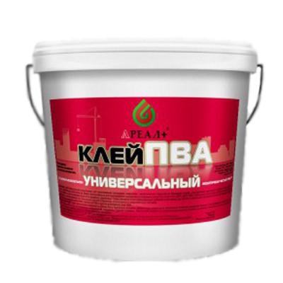 """Клей ПВА """"Универсальный"""" 10 кг ареал"""