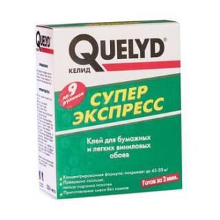 """Клей """"QUELID"""" экспресс 250г"""