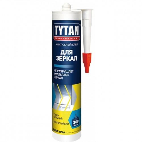 Tytan Professional клей монтажный для зеркал, бежевый (310мл)