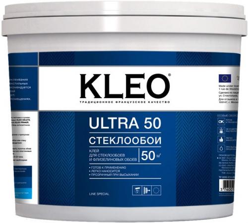 Клей Клео Ультра 50 готовый 10кг