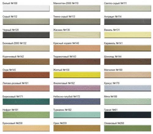 Мапей Ultracolor Plus №258 затирка д/швов светло-розовый. 2кг 258